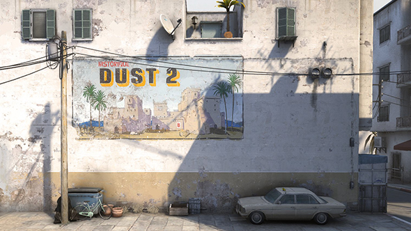 Counter-Strike: Global Offensive's Dust2 revamp is now live