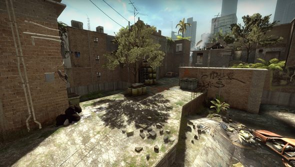 Favela is a fan favourite map in Counter-Strike: Global Offensive.