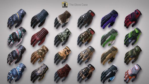 CSGO Glove Case
