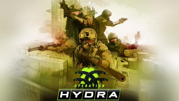 Counter Strike CSGO Operation Hydra Features