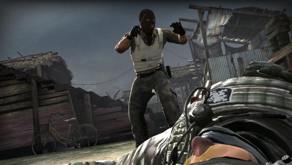 CS:GO Knife Fight