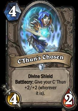 cthuns chosen