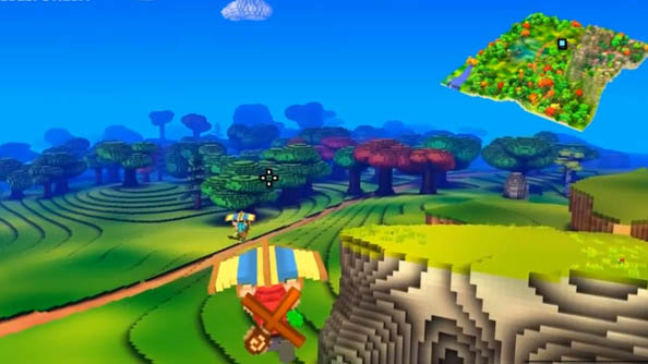 Cube World alpha launched then suspended following server-crashing demand