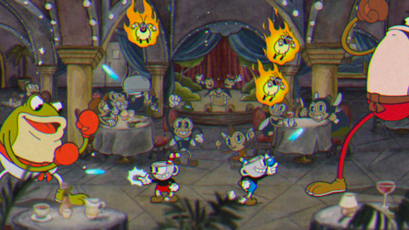 Cuphead is bringing its quirky cartoon style to Windows 10 and Steam
