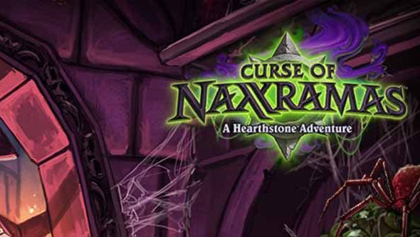 The Curse of Naxxramas: the closest thing Hearthstone has to solitaire.