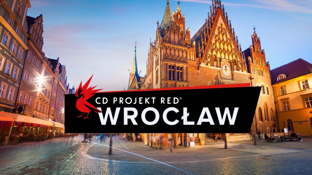cyberpunk 2077 cd projekt red wroclaw