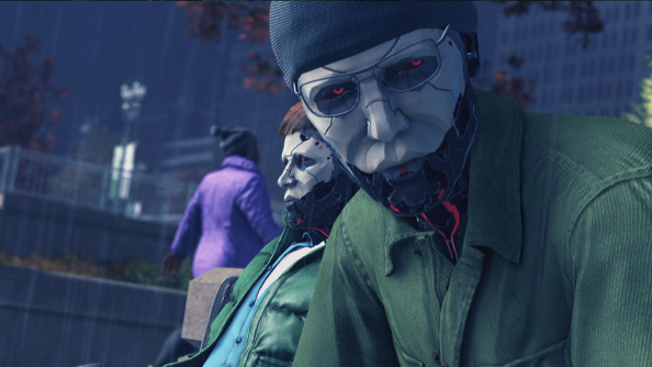 Cyborgs invade Watch Dogs: they'll steal our jobs, our spouses and then sell us DLC