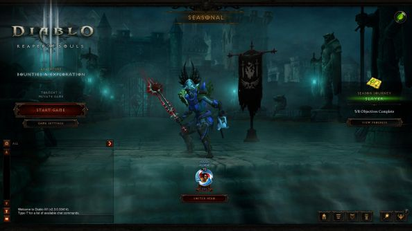 Diablo 3 is now all about seasons, but what does that mean for the future?