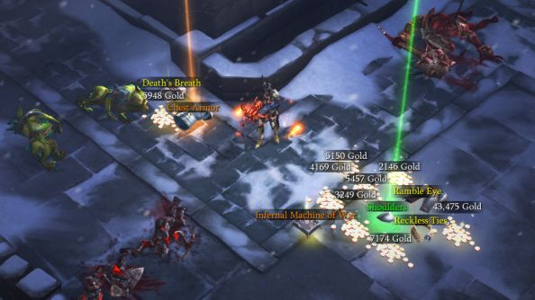 Diablo 3 patch 2.3.0 streamlines crafting and makes Rifts more fun