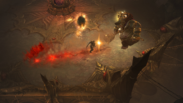 Diablo 3 patch 2.1.0 introduces the golden home of the Treasure Goblins: the Vault