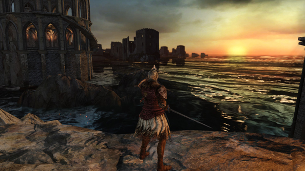 Here's what the maker of DSfix has done for Dark Souls 2 on PC