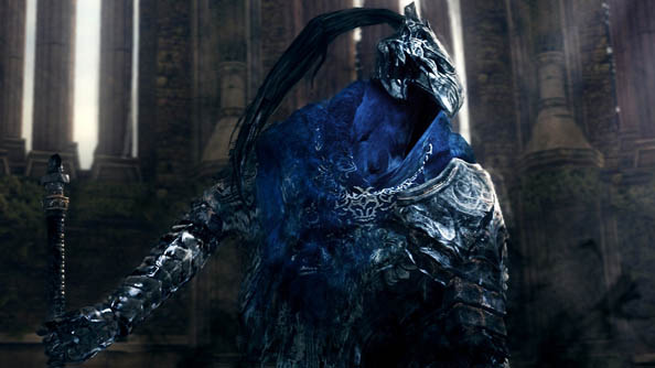 Dark Souls: free from the clutches of Games for Windows Live, if not this chap.