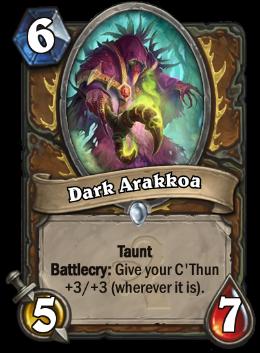 dark arrakoa