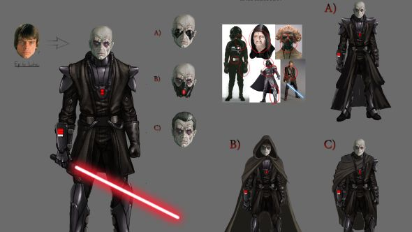 Sith Luke