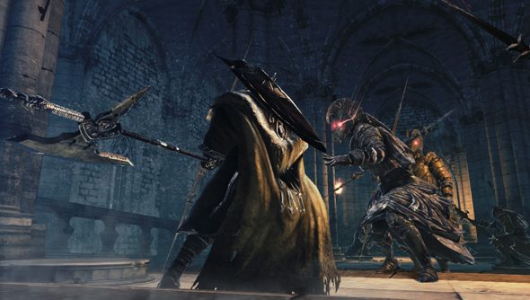 The PC port for the original Dark Souls was a platform-first for From Software.