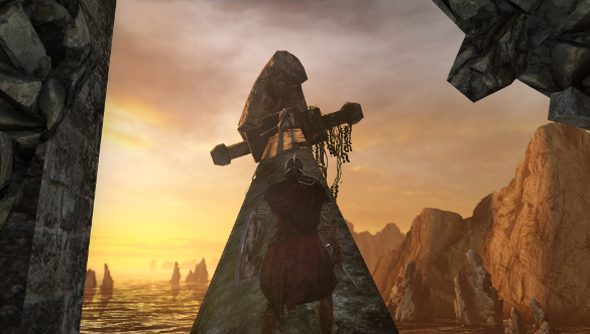 Dark Souls 2: pretty tough, and now pretty with it.