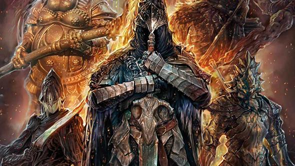 dark souls age of fire comic series