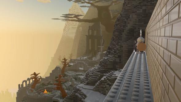 Lego Worlds Lordran