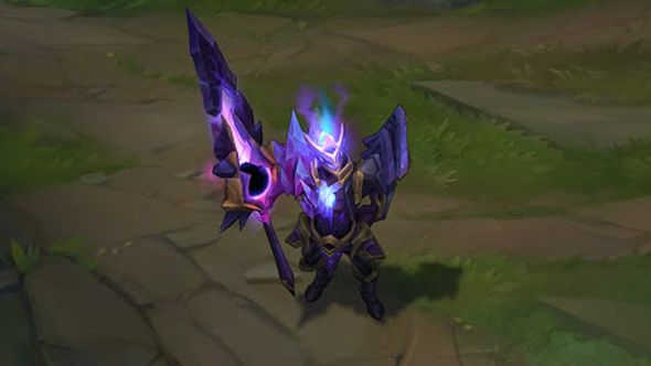 Dark star Jarvan