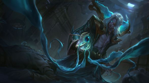 Dark Waters Vladimir