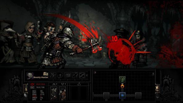 Darkest Dungeon out now