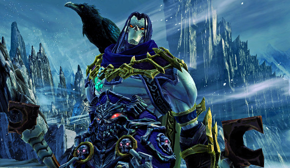 "Darksiders 2: Deathfinitive Edition is coming to PC ""some time after its console release"""