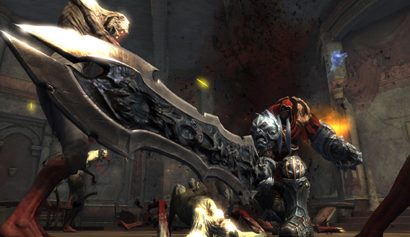 Crytek USA hope to wrestle back Darksiders series in auction