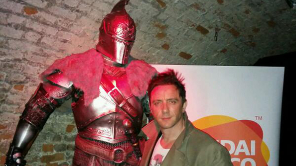 Peter Serafinowicz lends his voice to Dark Souls 2; celebrate with 9 minutes of gameplay footage