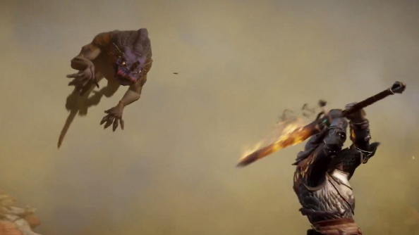 Dragon Age: Inquisition wants you to feel, but not for the dragons