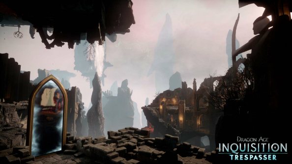Dragon Age: Inquisition's Trespasser DLC is set two years after the main story