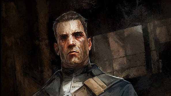 Dishonored: Game of the Year Edition sighted in upside-down land