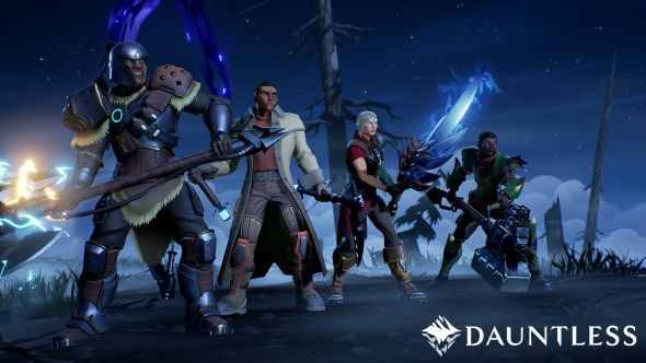 The closed beta for Dauntless, a new Monster Hunter style co-op RPG, starts today