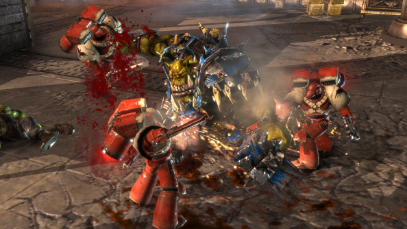 Relic pluck Dawn of War games from the maws of Gamespy and Games for Windows Live