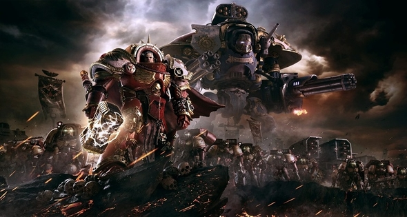 Dawn of War III multiplayer beta giveaway