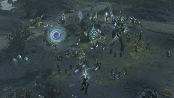Dawn of War 3 Eldars