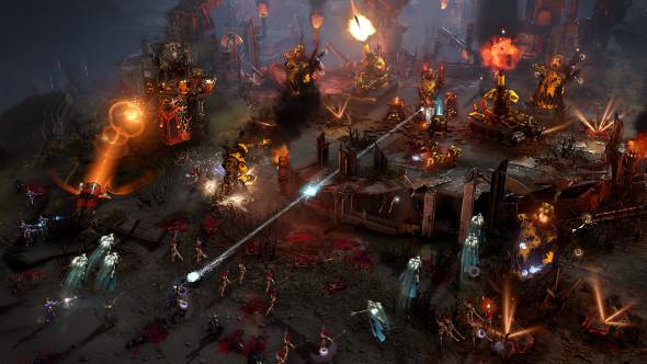 Dawn of War 3 elite choices
