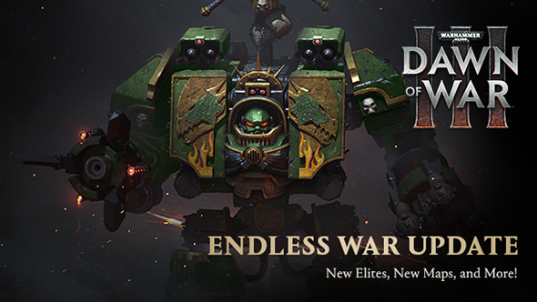 dawn of war 3 endless war free weekend