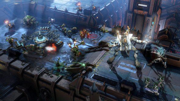 Dawn of War 3 multiplayer snowballing