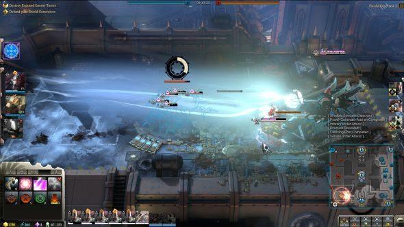 Dawn of War 3 Wraithknight
