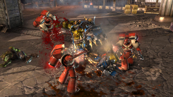 Dawn of War 2 and Relic have already deserted Games for Windows Live.
