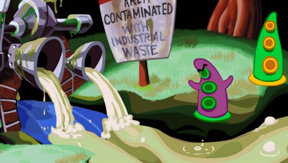 Day of the Tentacle HD