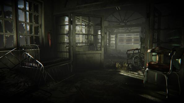 daylight unreal engine 4 zombie studios