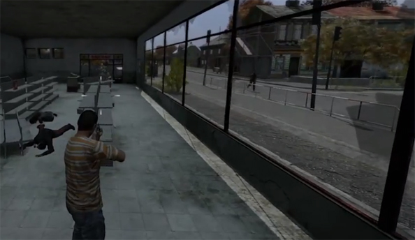 DayZ Standalone footage shows off third-person camera, crafting, and some bleeding edge bugs