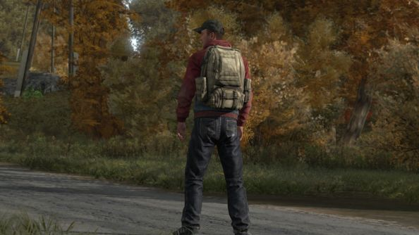 Rocket-powered: DayZ Standalone release now held up only by pesky performance issues