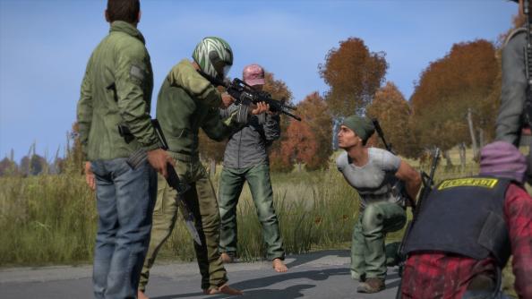 DayZ Hostage