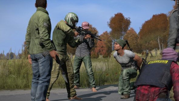 DayZ standalone has received a welcome patch.