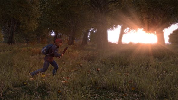 DayZ beta almost a year away