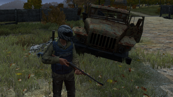 Early Access Later On: DayZ revisited