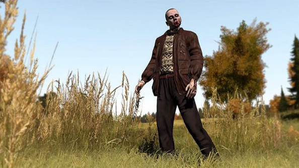 DayZ's beta update has been delayed to 2018