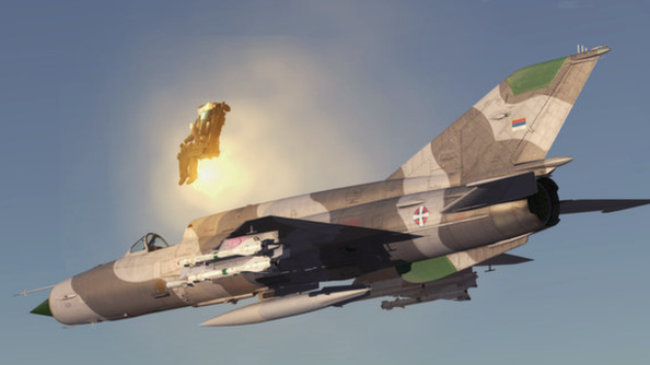 DCS: MiG-21 trailer Leatherneck Simulations Eagle Dynamics The Fighter Collection